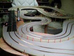 slot car laps wood mdf track slot car laps wood mdf track