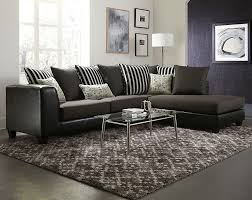 Sectional Sofas In Living Rooms Raconteur Typo 2 Pc Sectional Sofa Living Rooms American Freight