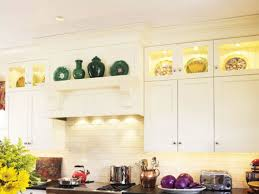 Over Cabinet Decor Decorating Ideas For Top Of Kitchen Cabinets Over Cabinet Decor