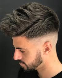 Herenkapsels 2018 Hairstyles Kapsels Heren Kort Herenkapsels En