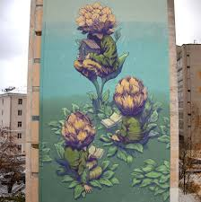 Surreal Paintings New Surreal Paintings And Murals By Rustam Qbic Colossal