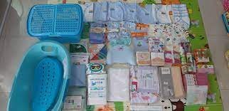 Shop bán đồ sơ sinh ở Huế