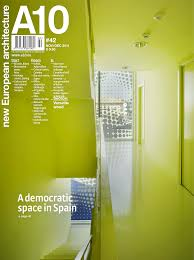 spain a10 new european architecture
