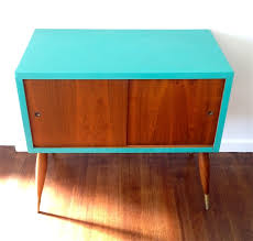 mesmerizing fun mid century sliding door cabinet painted using annie sloan chalk paint in florence also