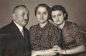 flee fight or hide bruno bettleheim anne frank my family  rosenbaum family summer 1938 probably the last family picture taken together