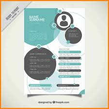 Cool Resume Templates Adorable 60 Creative Cv Templates Free Mail Clerked Cool Resume Templates Free