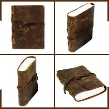 hiberno handmade leather journal leather bound journal leather notebook leather bound notebook
