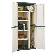 Outdoor Storage Cabinets With Doors Storage High Freestanding Outdoor Storage Cabinet With Plenty Of