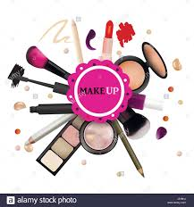 Design Makeup Products Beauty Design For Salon Courses Makeup Artists Cosmetic