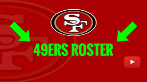 Forty Niners Depth Chart 2019 San Francisco 49ers Roster