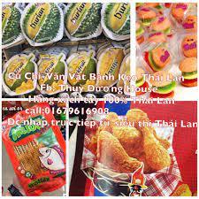 Củ Chi -Ăn Vặt Bánh Kẹo Thái Lan - Home