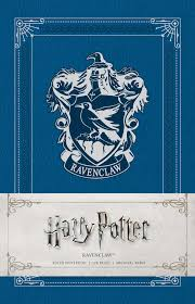 harry potter ravenclaw ruled notebook 9781683832713 hr