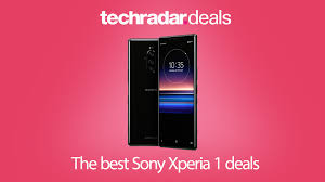 Sony Xperia Comparison Chart The Best Sony Xperia 1 Deals In December 2019 Techradar