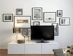 flat screen tv furniture ideas. ikea u0027bestau0027 sideboard flatscreen tv u0026 wall gallery flat screen furniture ideas