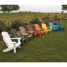 a l furniture recycled plastic fanback adirondack chair hayneedle adirondack chairs resin