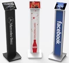 Ipad Floor Display Stands Maclocks ClingOn BrandMe Stand is a new iPad Lock and Stand 2
