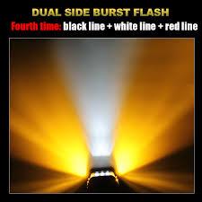 4 Inch 72w Led Work Light Strobe Light Bar Flashing Auto Driving Fog Lights For Truck Suv Atv 4wd Boat Offroad Led Bar Best Work Lamp Best Work Light