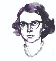 flannery o connor archives the paris review the paris review flannery portrait