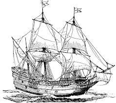 Kleurplaat Schip Afb 15954 Images