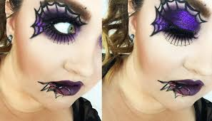 spider web makeup ideas