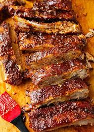 slow cooker ribs simply happy foo