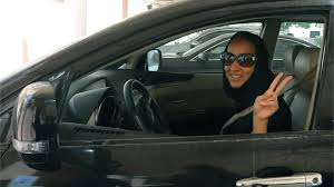 Saudi Arabia: Why weren't women allowed to <b>drive</b>? - CBBC ...