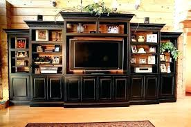 wall entertainment center with fireplace built in entertainment