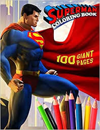 Game play is very simple, in the process of running a small black, by switching the color and eliminate all kinds of obstacles on the road. Superman Coloring Book Great Coloring Book For Kids And Fans 100 Giant Pages To Coloring 50 High Quality Images Arantes Edson 9798648418943 Amazon Com Books
