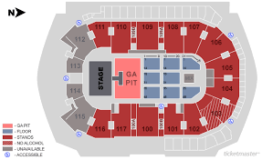 Abbotsford Entertainment And Sports Centre Abbotsford Tickets Schedule Seating Chart Directions