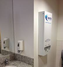 Restroom Vending Machines New Washroom Vending Machine Services Installed For Commercial