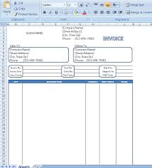 Generic Invoice Is Commonly Known To Be An Invoice Template And Is ...