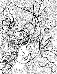 Printable Hard Coloring Pages Print Hard Coloring Pages For Adults ...