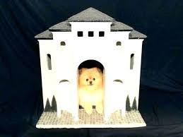 small dog houses indoor for dogs house stylish plans run ideas spaces