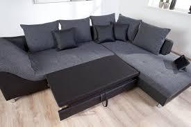 Schlichter Möbel Wohnlandschaft Relax Vii Kunsterleder Stoff Farbe Wählbar L Form