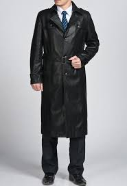 2019 men fashion long design leather overcoat long design lapel dust coat jacket m 3xl from yuanabc 121 83 dhgate com