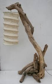 Exquisite Driftwood Floora Lamp Design Ideas