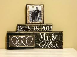 personalized wedding gifts unique personalised