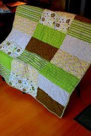Big Rectangle Blocks Quilt...EASIEST QUILT EVER FOR A beginner ... & Big Rectangle Blocks Quilt - can show you how easy it is to piece together  a nicely sized quilt pattern with big rectangular quilt blocks. Adamdwight.com