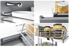 Kitchen Cabinet Fasteners Corner Pullout Universal Soft Close Wire 041 101011 I