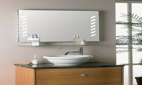 Lighted Bathroom Mirror Cabinet Home Decor Lighted Bathroom Wall Mirror Bathroom Cabinet With