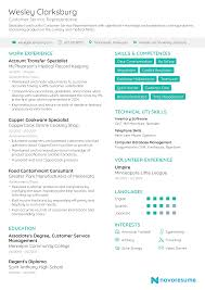Modern Resume For Product Specialist Customer Service Resume 2019 Examples Guide