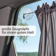 Sonnenschutz Fürs Autobaby Mit Vorhang Funktion Für Einfaches Auf Und Zuziehen Uv Schutz Hitzeschutz Zum Abdunkeln Xxl 68 X 50 Cm Auch