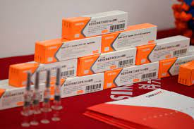China's Sinovac vaccine reportedly 50.4% effective in Brazilian trial