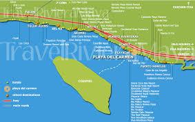 maps of playa del carmen and riviera maya Cancun Resort Map 2017 Cancun Resort Map 2017 #15 cancun resort map 2017