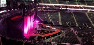 T Mobile Arena Las Vegas Concert Seating Chart T Mobile Arena Section 203 Home Of Vegas Golden Knights