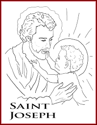 Inspiring Pin By Mary Anne On Crafts St Joseph Catholic Kids Pic Of