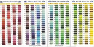 63 Conclusive Appleton Wool Color Chart