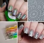 Красиво на ногтях в домашних условиях