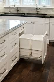 Hidden Kitchen 8 Ways To Hide Or Dress Up An Ugly Kitchen Trash Can
