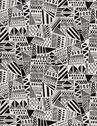timeless treasures c3252 black and white geo 9 50 yd